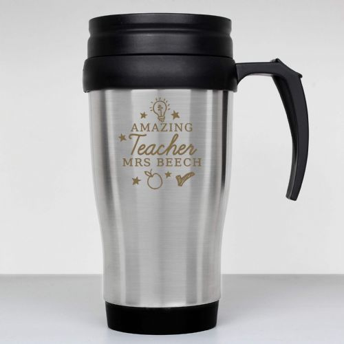 Personalised Amazing Teacher Coffee Mug
